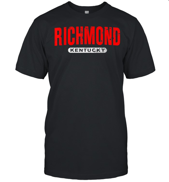 RICHMOND KY KENTUCKY USA City Roots shirt Classic Men's T-shirt