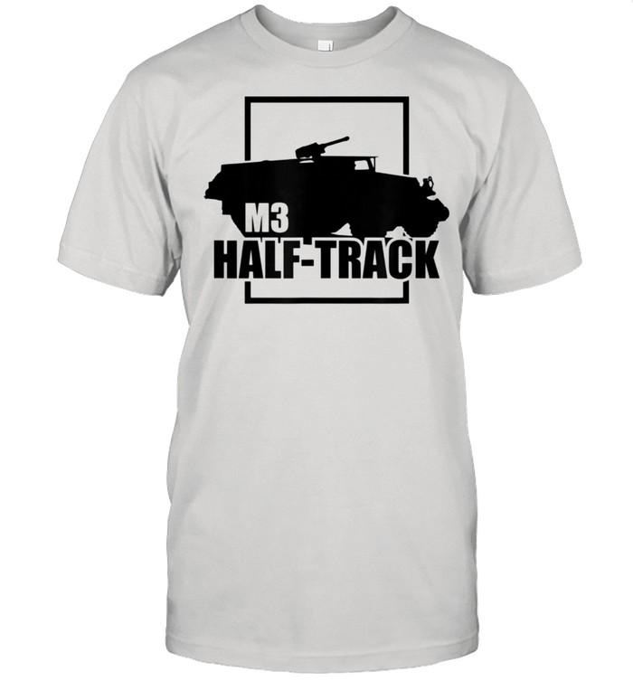 WW2 M3 Halftrack shirt Classic Men's T-shirt