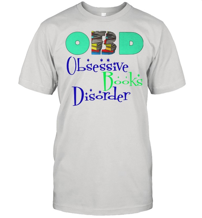 Obd Obsessive Books Disorder shirt Classic Men's T-shirt
