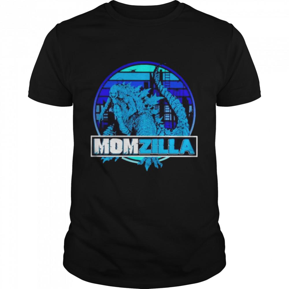 Godzilla Mom Momzilla shirt Classic Men's T-shirt