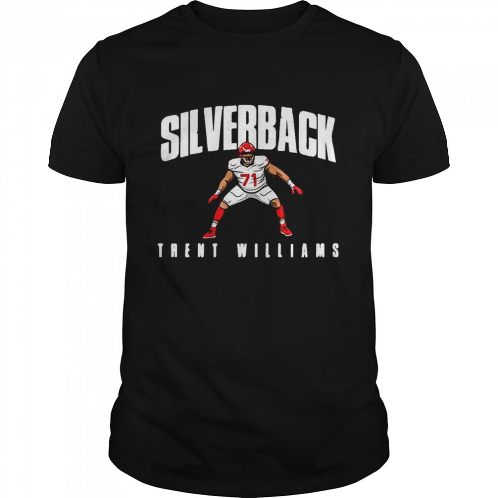 Silverback Strong Trent Williams shirt Classic Men's T-shirt