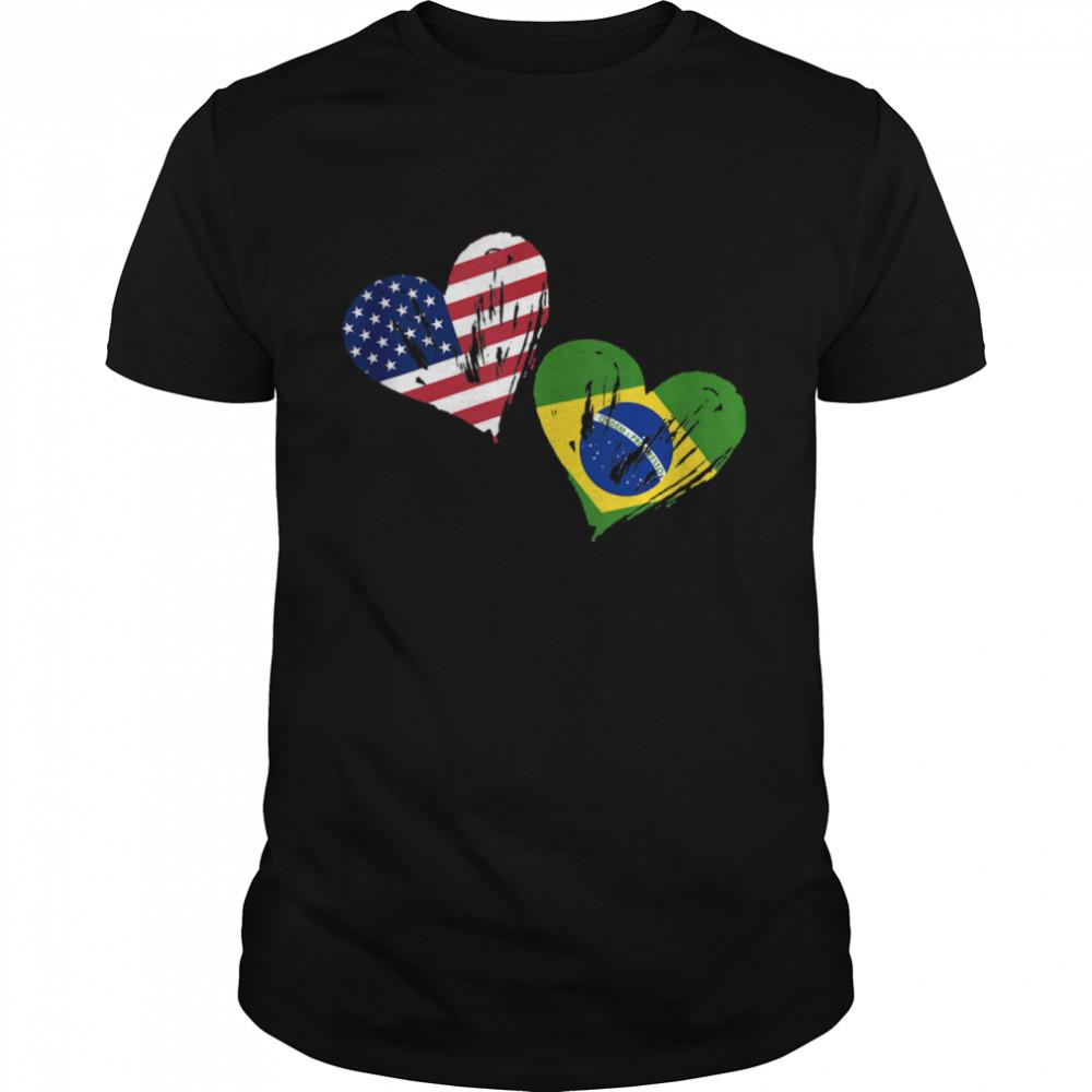 Heritage Related Brazi shirt Classic Men's T-shirt