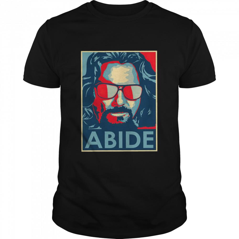Hope Style Artwork The Dude Abides shirt Classic Men's T-shirt