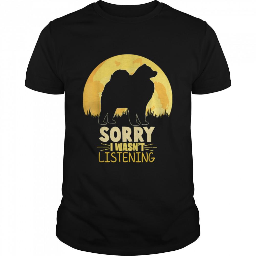 Vintage Samoyed shirt Classic Men's T-shirt