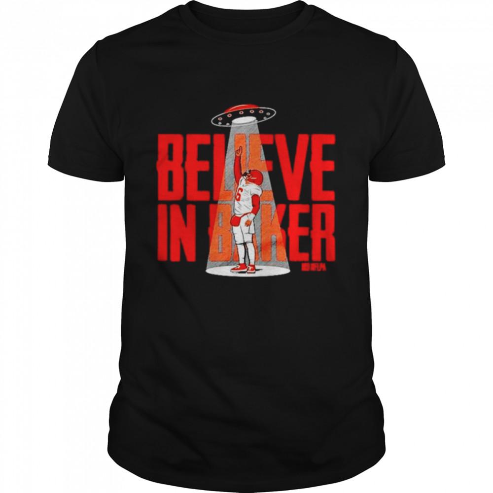 Baker Mayfield believe in baker shirt Classic Men's T-shirt