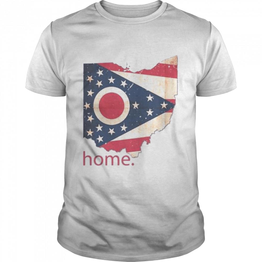 Ohio Is Home shirt Classic Men's T-shirt