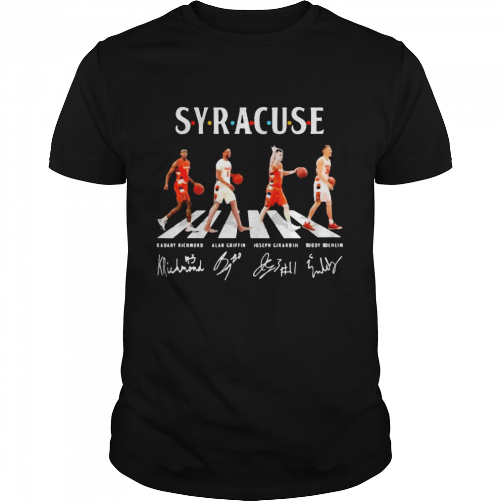 The Abbey Road Syracuse Signature  Classic Men's T-shirt