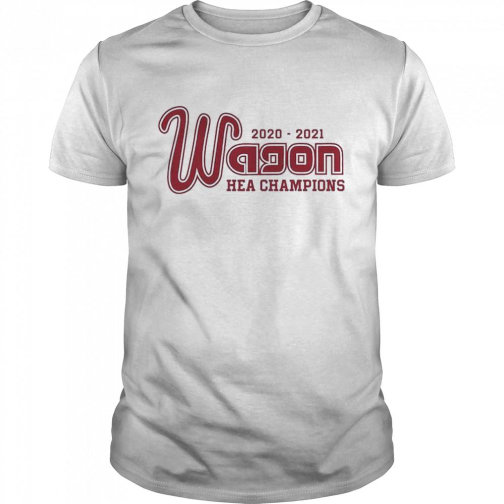 Wagon Hea Champions 2021 shirt Classic Men's T-shirt