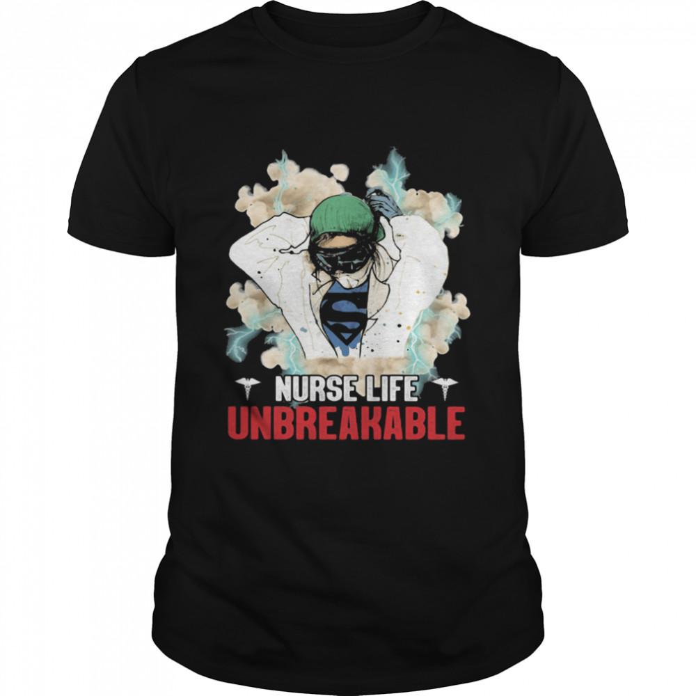 Nurse Life Unbreakable  Classic Men's T-shirt