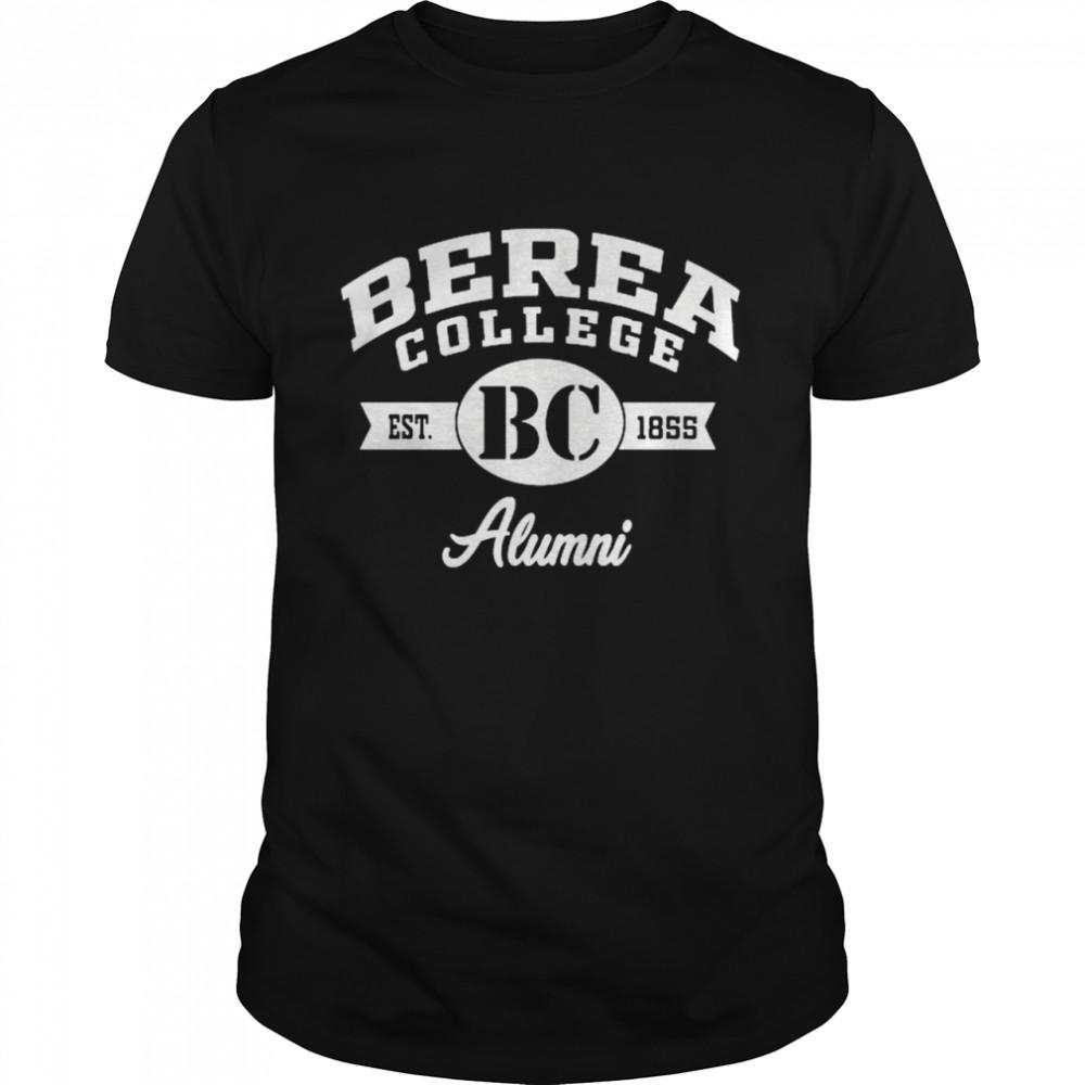 Berea College Alumni 1865  Classic Men's T-shirt