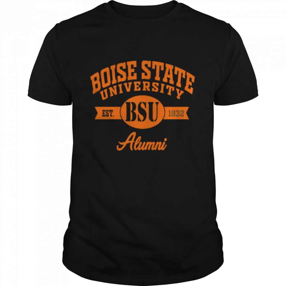 Boise State University Alumni 1932  Classic Men's T-shirt