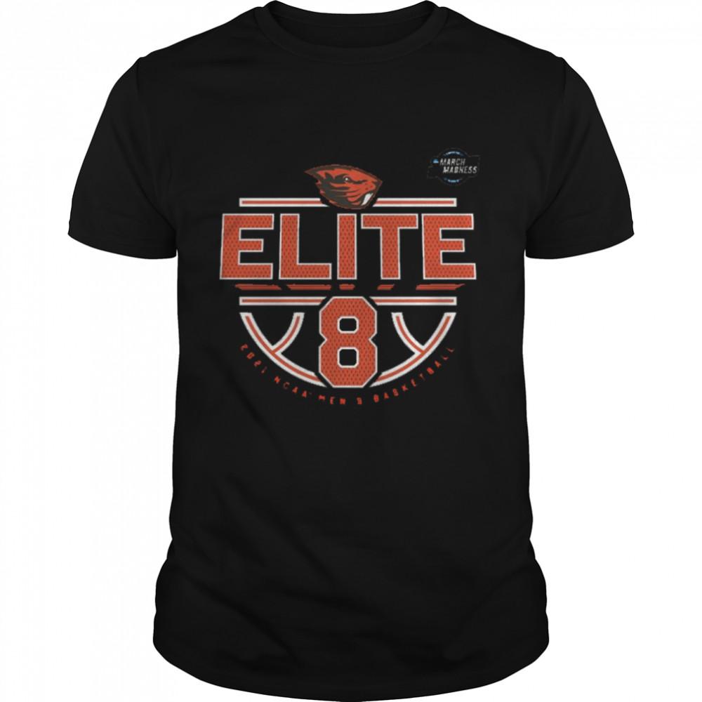 Oregon State Beavers Elite 8 2021 NCAA Men's Basketball shirt Classic Men's T-shirt