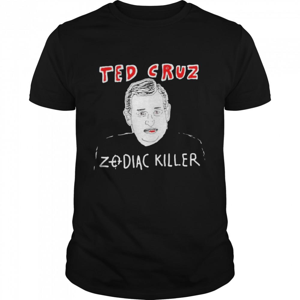 Ted Cruz Zodiac Killer shirt Classic Men's T-shirt