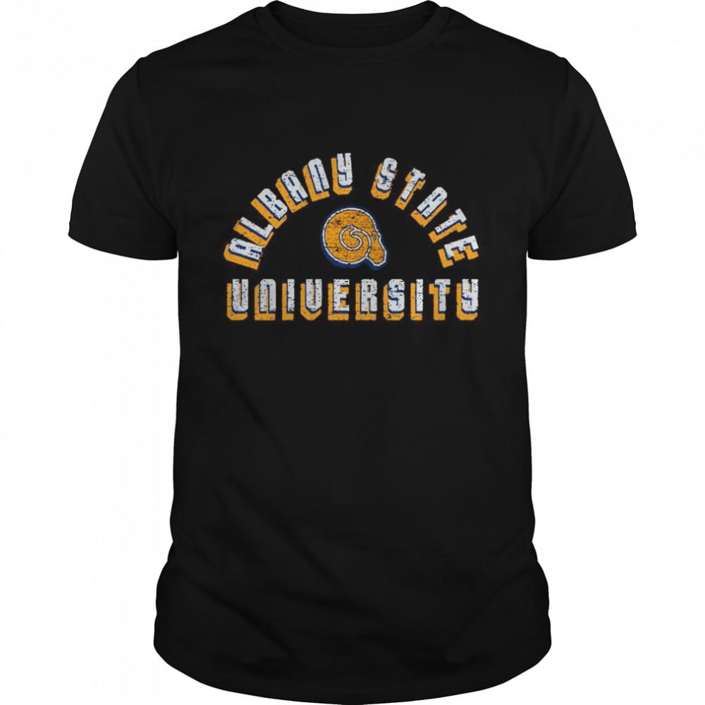 Asu Albany State University Golden Rams Freshman shirt Classic Men's T-shirt