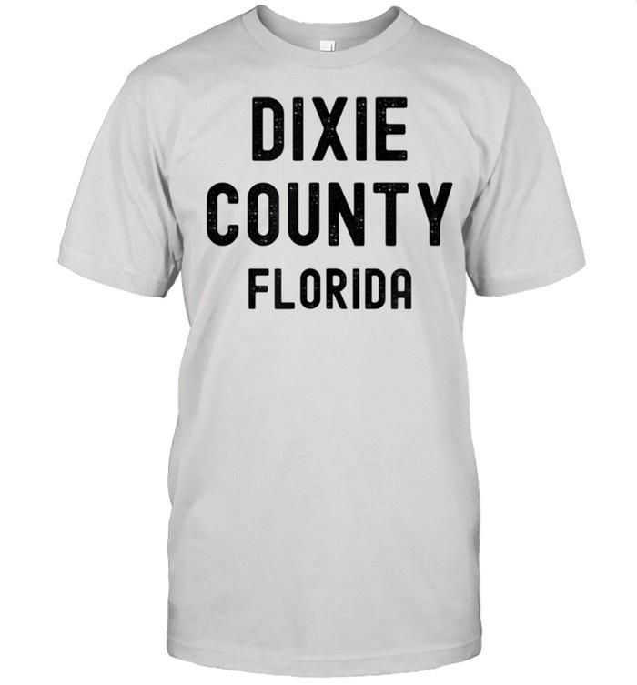 Dixie County Florida shirt Classic Men's T-shirt