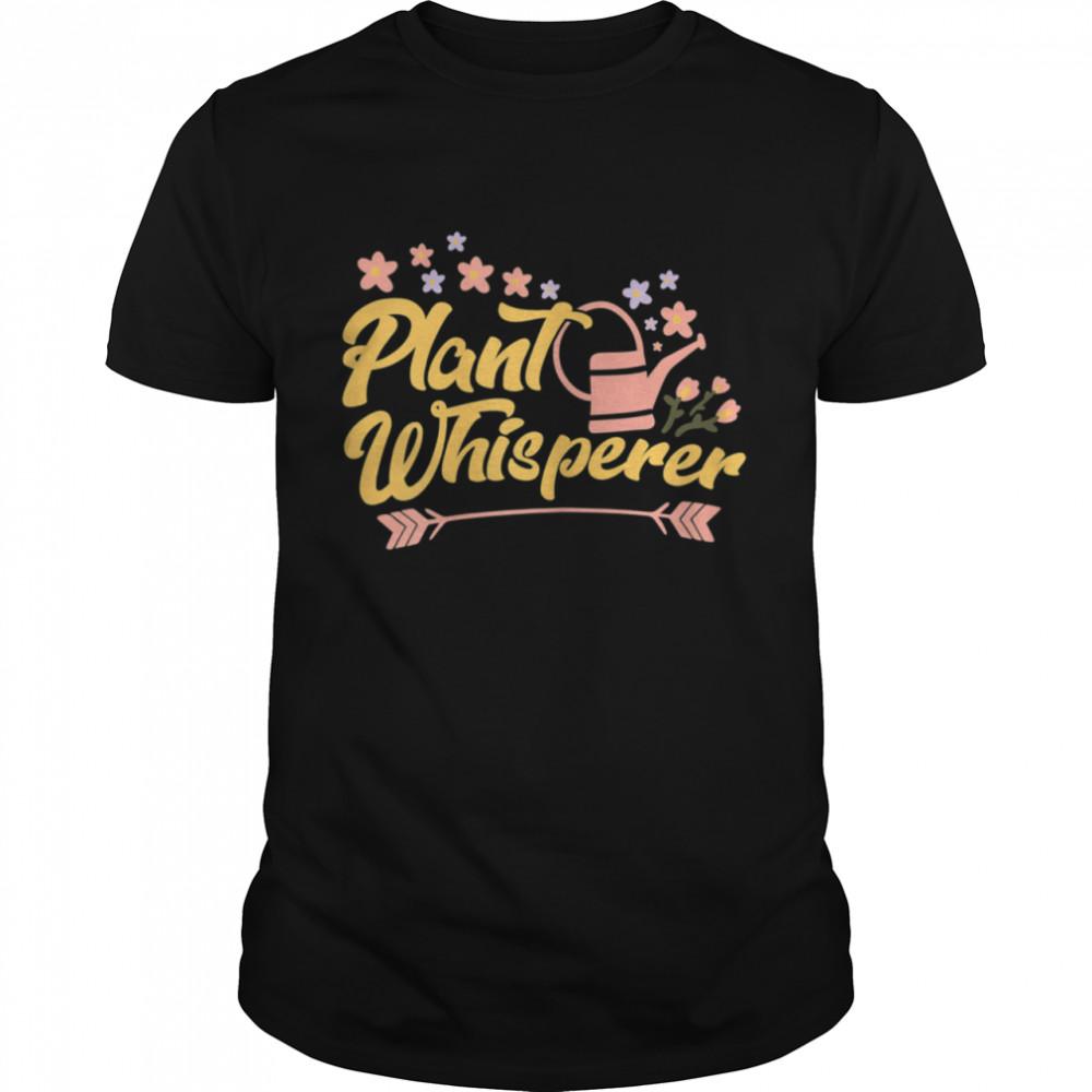 Garden Love Gardener & Garden Plant Whisperer shirt Classic Men's T-shirt