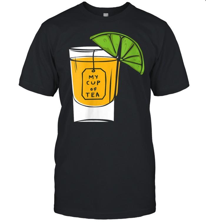 Liquid Courage  Classic Men's T-shirt