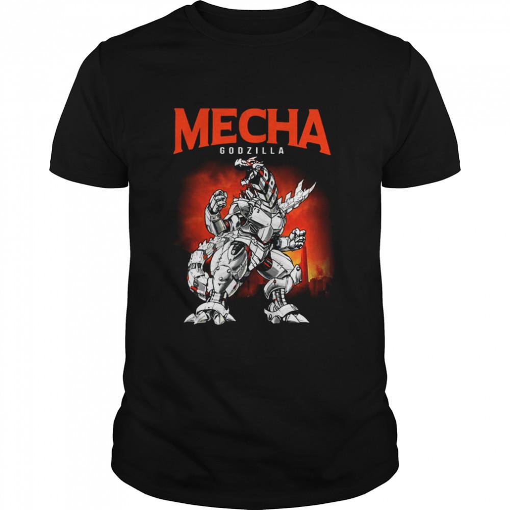 mecha godzilla 2021 shirt Classic Men's T-shirt