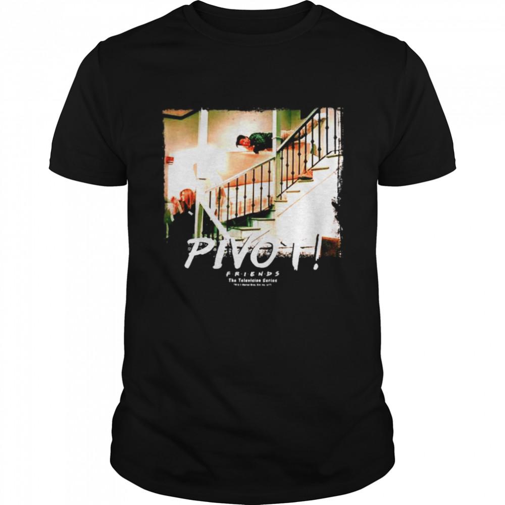 Pivot friends the television series shirt Classic Men's T-shirt