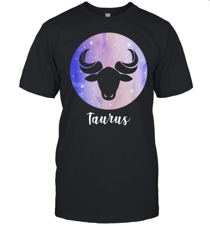 Taurus Astrology Horoscope Zodiac Sign  Classic Men's T-shirt