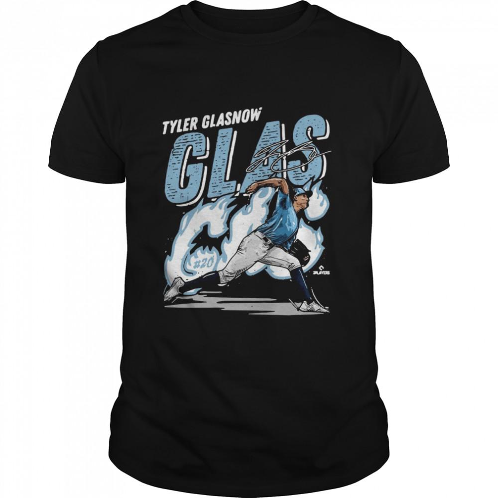 Tyler Glasnow Glas Signature shirt Classic Men's T-shirt