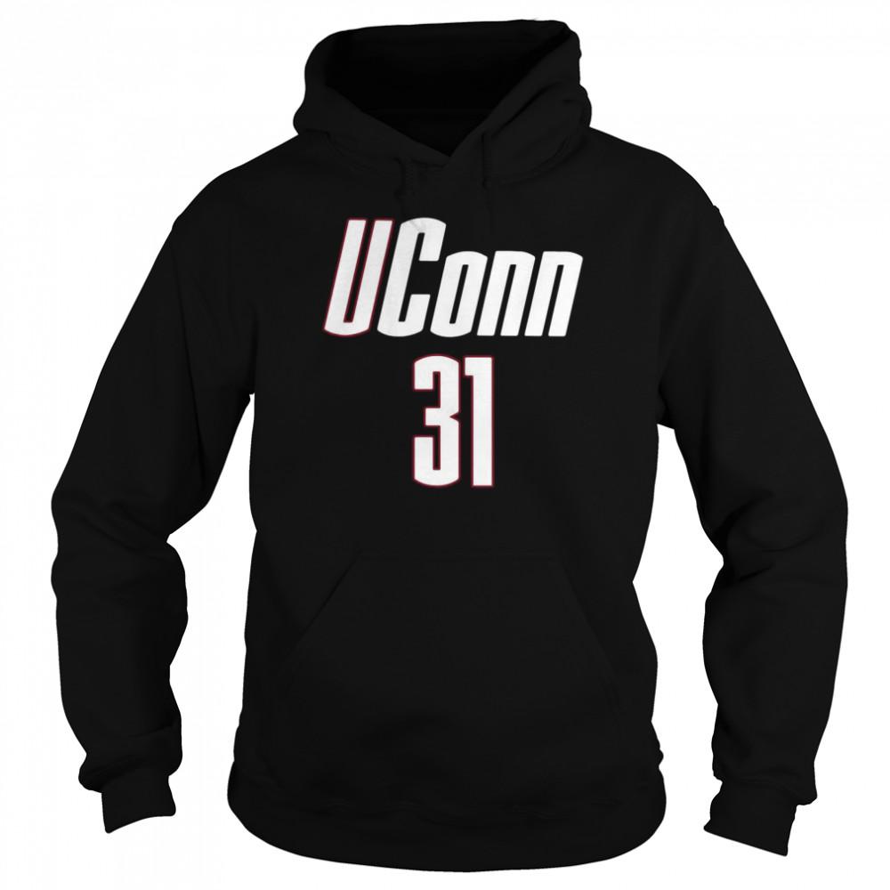 UConn Tina Charles 31 shirt Unisex Hoodie