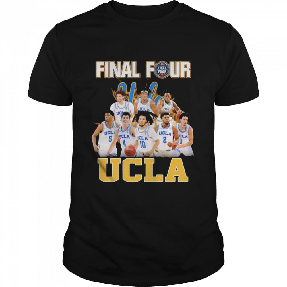 2021 Men's Basketball Final Four UCLA shirt Classic Men's T-shirt
