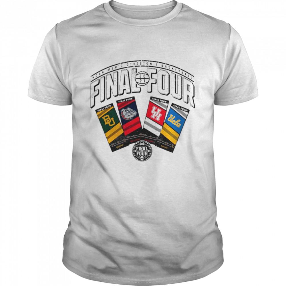 2021 NCAA men's division I basketball final four shirt Classic Men's T-shirt