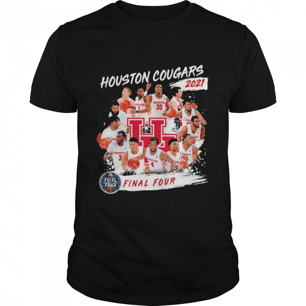 Houston Cougars 2021 Final Four shirt Classic Men's T-shirt