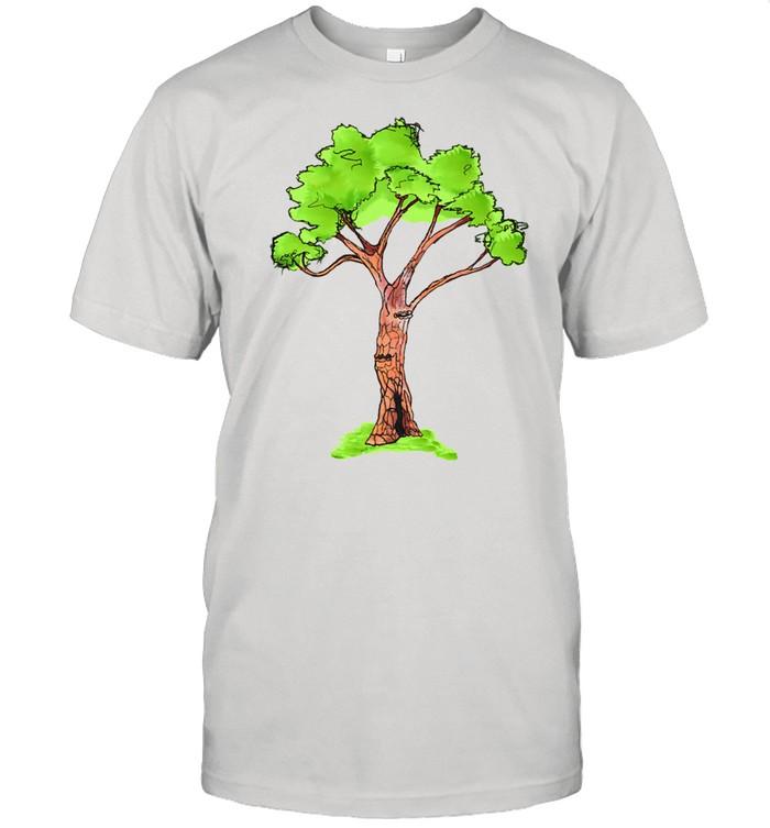 P's Pine Tree  Classic Men's T-shirt
