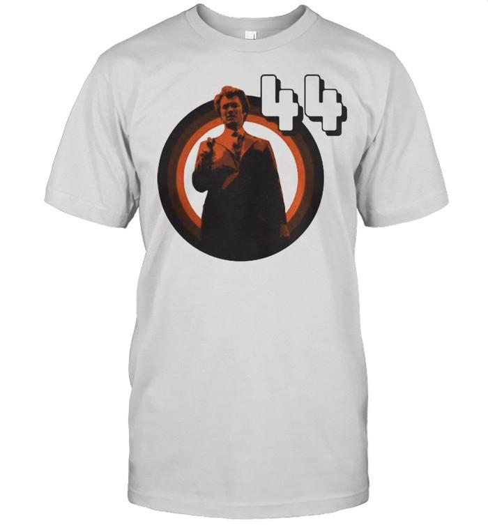 Dirty Harry 44  Classic Men's T-shirt