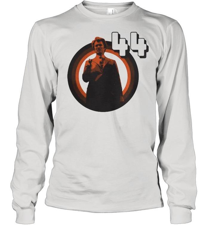 Dirty Harry 44  Long Sleeved T-shirt