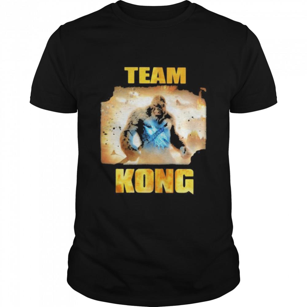 Team Kong The Monster Shirt