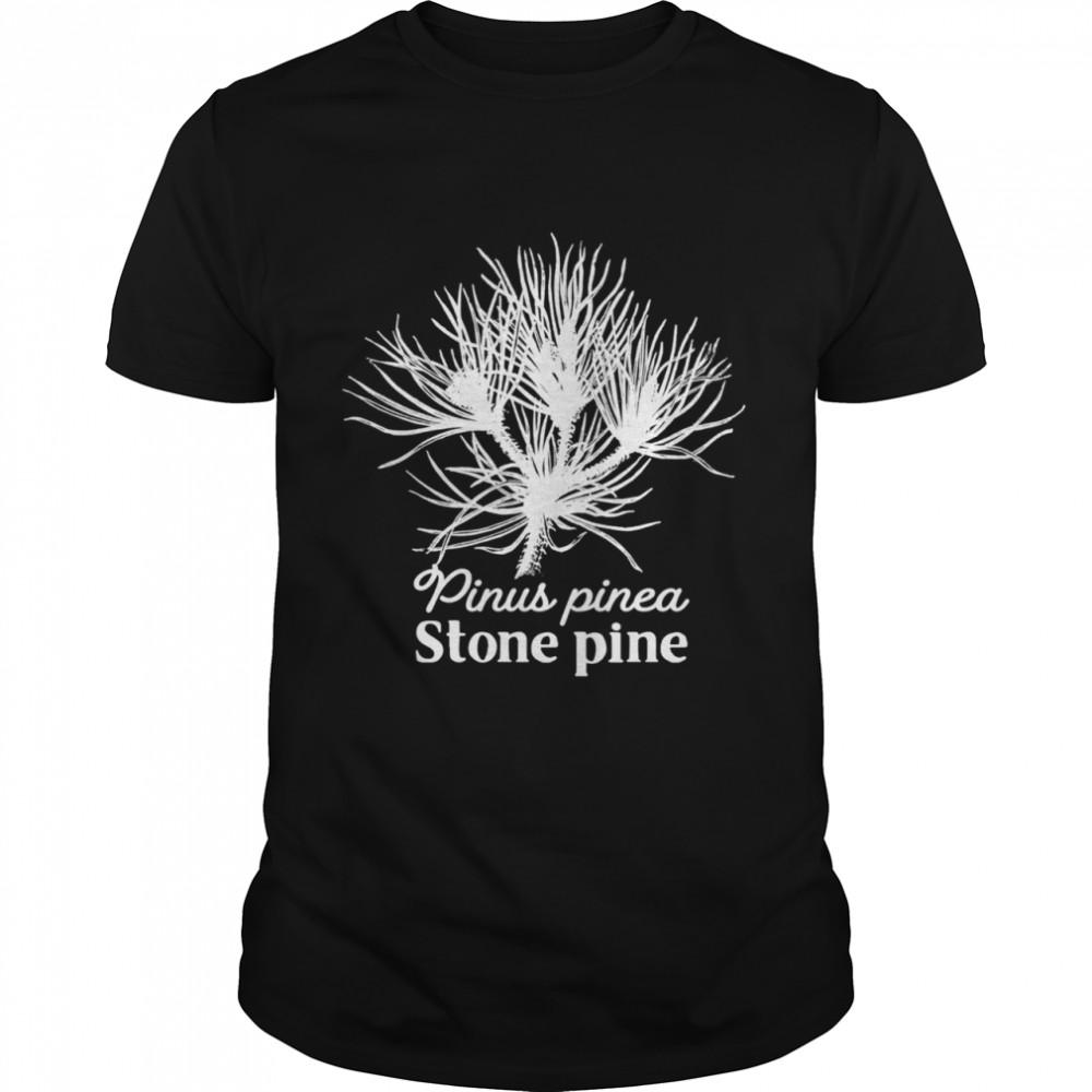Vintager botanischer BlumenblumenBetriebsgartenarbeitkraut  Classic Men's T-shirt