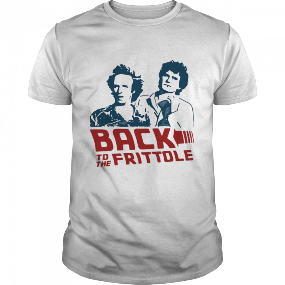 Back To The Frittole  Classic Men's T-shirt