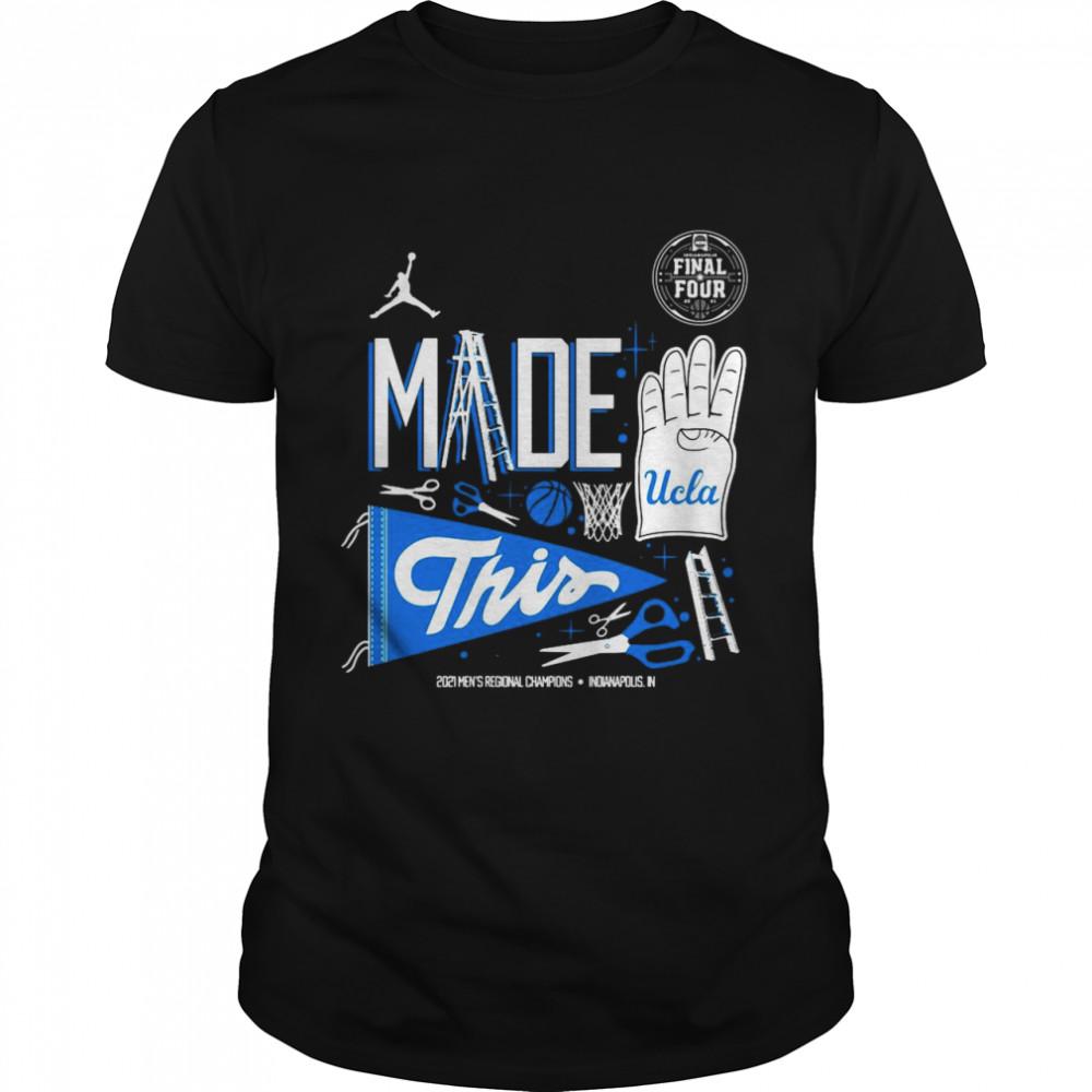 Ucla final four shirt Classic Men's T-shirt
