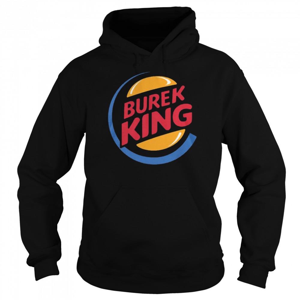 Burek King  Unisex Hoodie