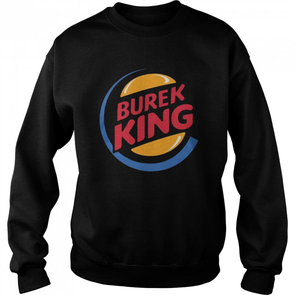 Burek King  Unisex Sweatshirt