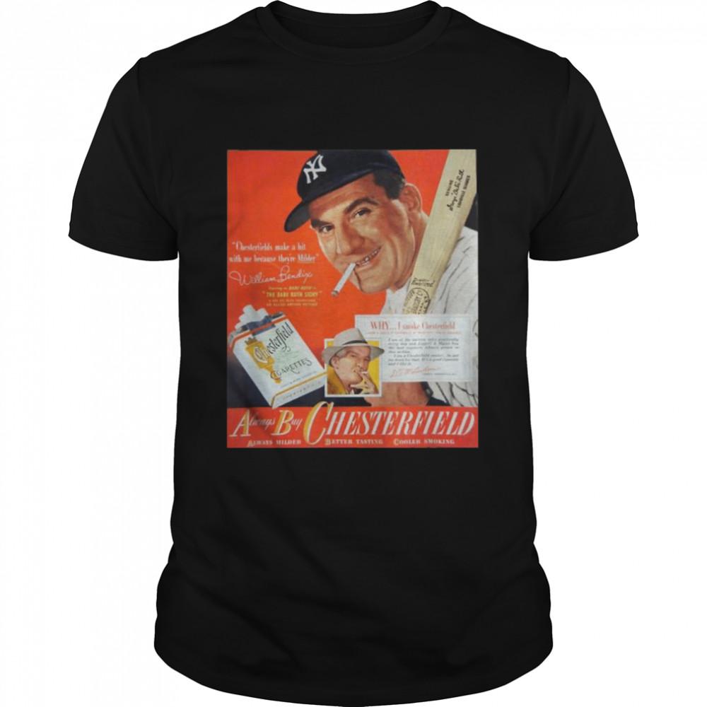 Chesterfield Football Club New York Yankees  Classic Men's T-shirt