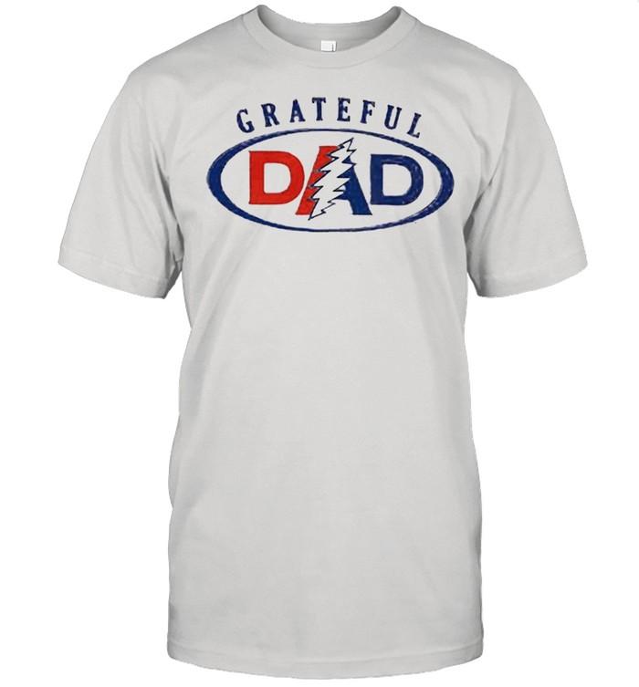 Grateful Dad  Classic Men's T-shirt