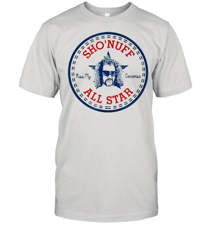 Sho Nuff All Star Logo  Classic Men's T-shirt