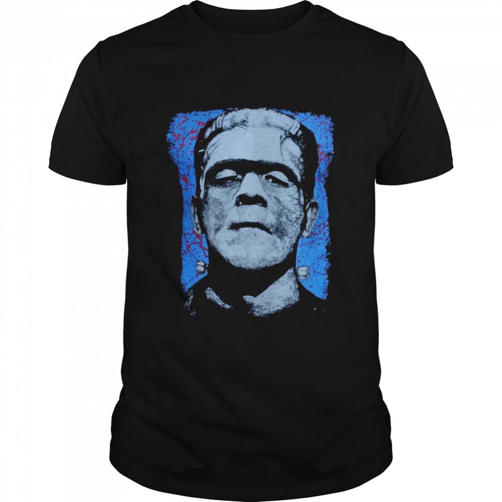 Frank N. Stein Man Tee By Lowbrow Art Company T-shirt
