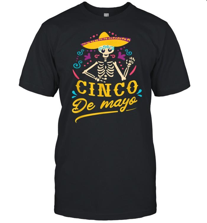 Happy Cinco de Mayo 5 de Mayo shirt Classic Men's T-shirt