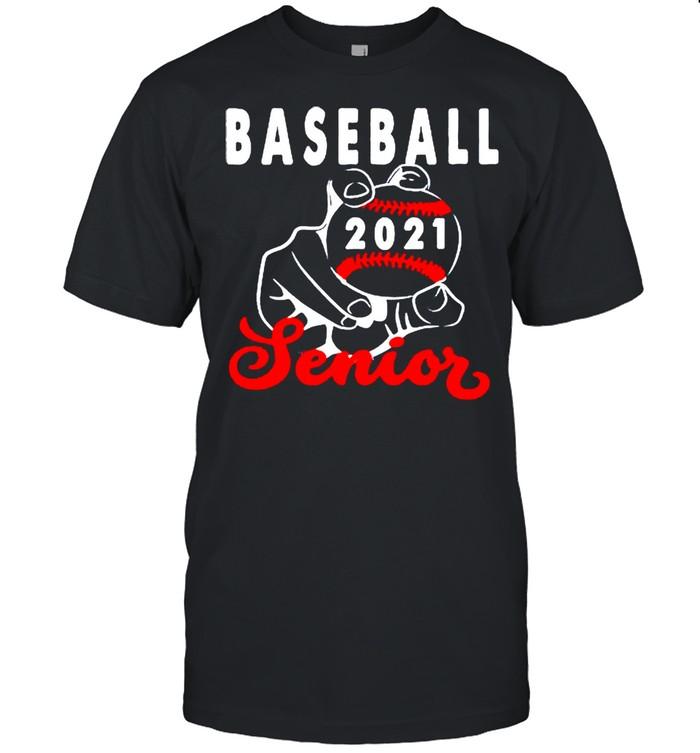 Baseball senior 2021 shirt Classic Men's T-shirt