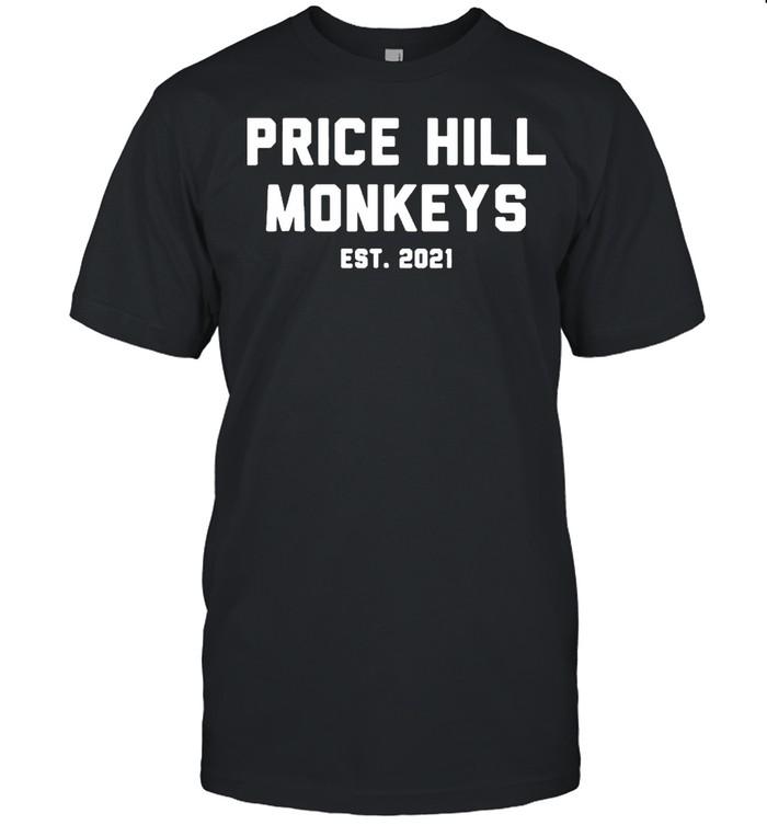 Price Hill Monkeys Cincinnati Monkey Escape shirt Classic Men's T-shirt