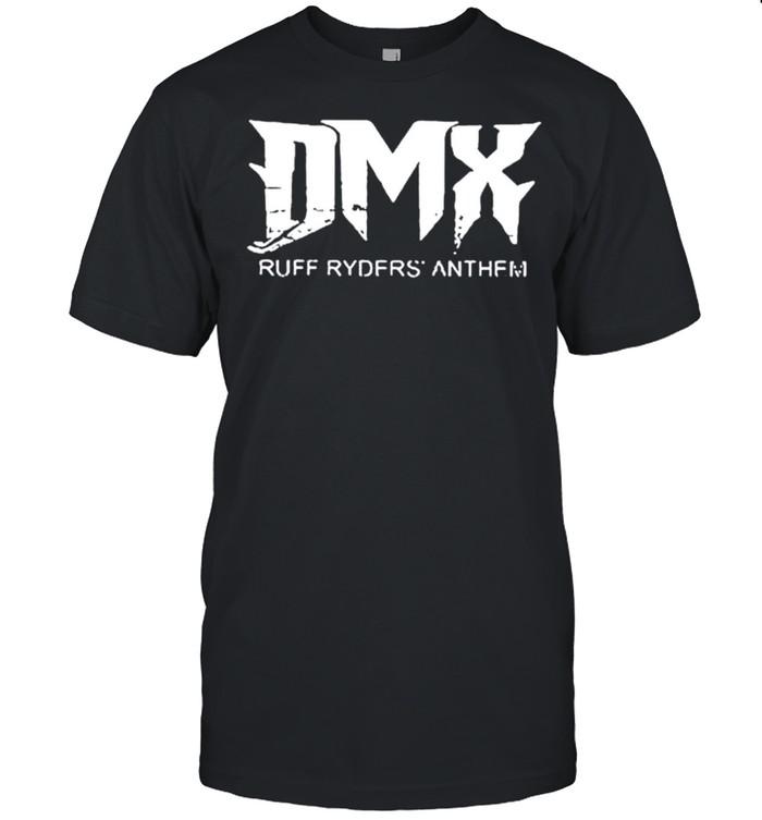 Rip DMX ruff ryders anthem shirt Classic Men's T-shirt