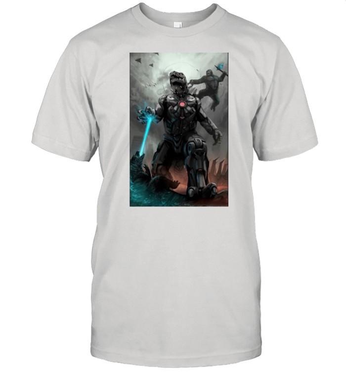 The Monster King Kong  Classic Men's T-shirt