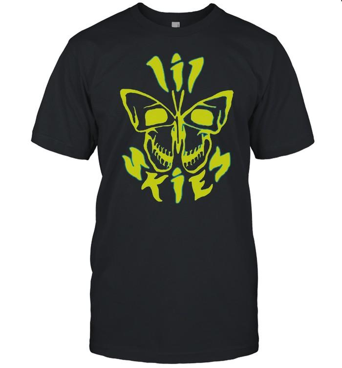 Dlil Skies Merch Lil Skies Unbothered Logo  Classic Men's T-shirt