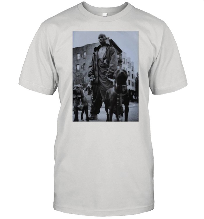 Dmx Beware Of Dog  Classic Men's T-shirt