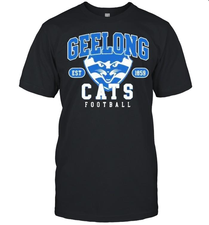 Geelong Cats Football Est 1859  Classic Men's T-shirt
